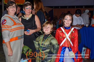 Halloween Doors & More @ Jacksonville Fairgrounds & Expo - 10.15.16