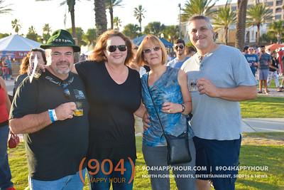 Jacksonville Craft-toberfest @ Beaches Oktoberfest - 10.14.16