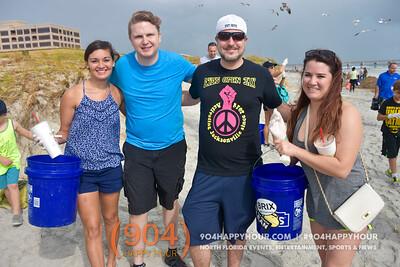 Jax Beach Fall Clean Up @ Beaches Oktoberfest - 10.15.16