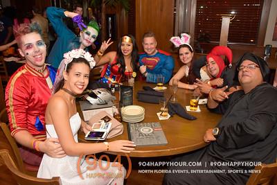 The Haunted Mansion: Halloween Party @ Blackfinn - 10.27.16