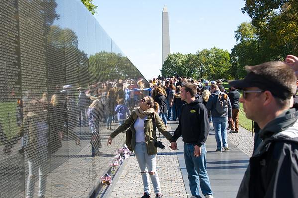 6. Vietnam War Memorial