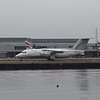 CityJet Avro RJ85 EI-RJT taking off from London City Airport.