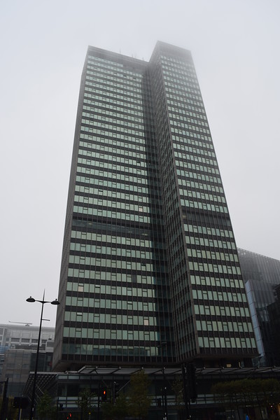 Euston Tower.