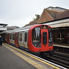 London Underground Metropolitan Line S8 Stock no. 21057 at Ruilsip on an Uxbridge service.