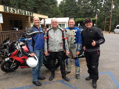 October 30 Palomar ride