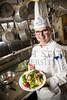 18211 Sarah Olsen, Alumni & Chef Michelle Bridges 10-12-16