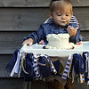 Henry Slatter's 1st Birthday Party - October 22, 2016