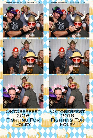 Octoberfest 2016 Fighting For Foley