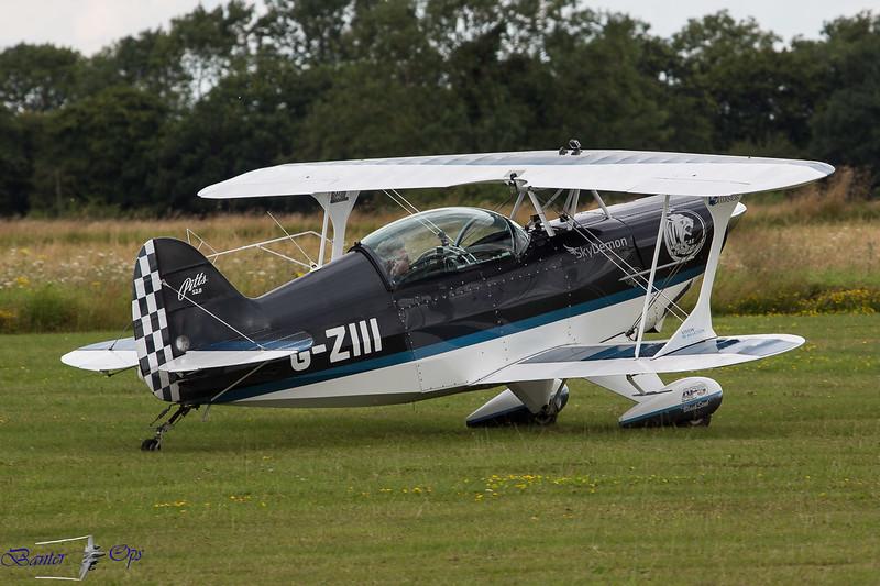 G-ZIII 310716 Old Buckenham