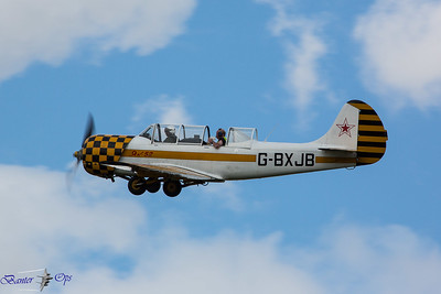 G-BXJB 310716 Old Buckenham