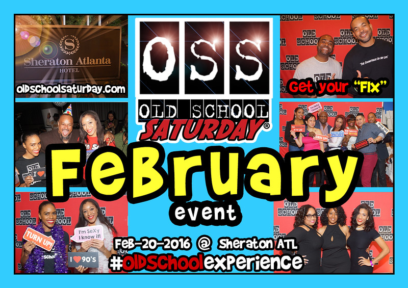 "Make plans to join us at The Sheraton ::: Feb.20.2016.<br /> Full info, tickets, and more:   <a href=""http://www.oldschoolsaturday.com"">http://www.oldschoolsaturday.com</a>"