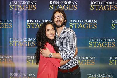 Josh Groban Stages Tour 2016