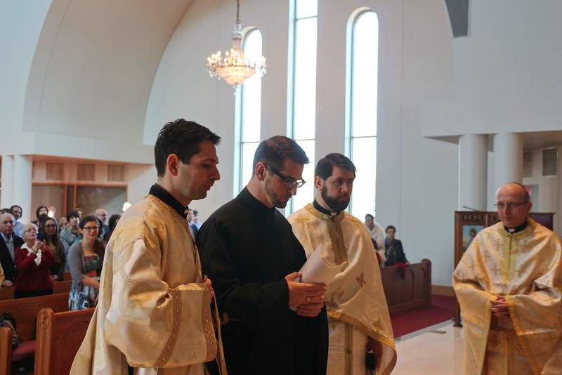 Ordination to Diaconate of Lucas Christensen