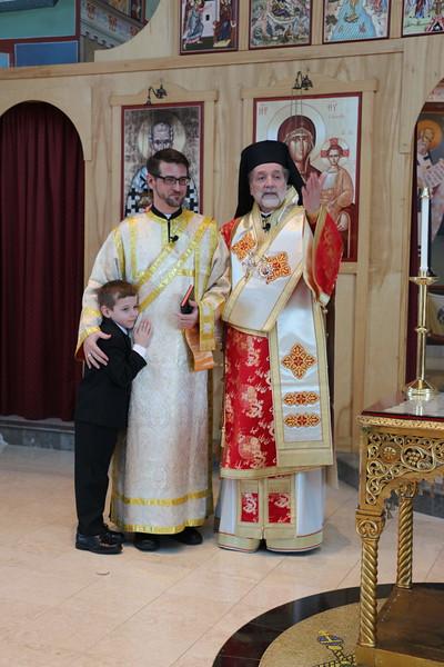Ordination to Diaconate of Lucas Christensen