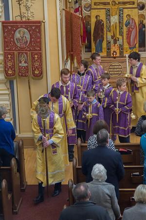 Orthodoxy Sunday Liturgy 2016