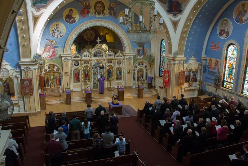 Orthodoxy Sunday MEOCCA Lenten Vespers 2016