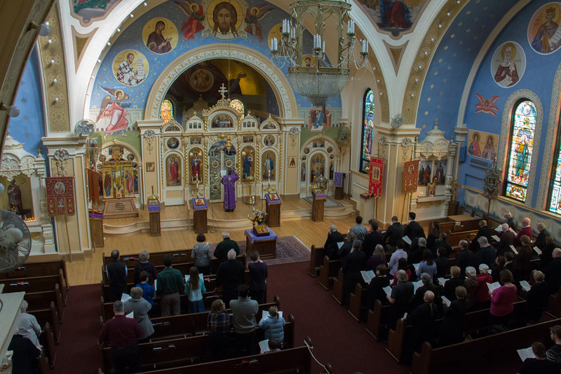 Orthodoxy Sunday MEOCCA Lenten Vespers 2016
