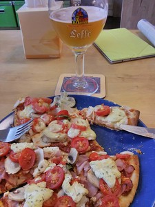 More home made pizza