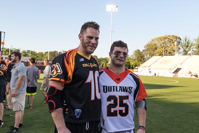 MLL: Denver Outlaws at Atlanta Blaze
