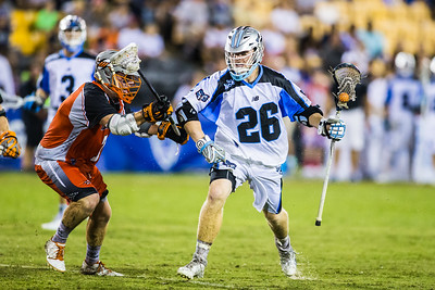 MLL Championship: Denver Outlaws vs Ohio Machine