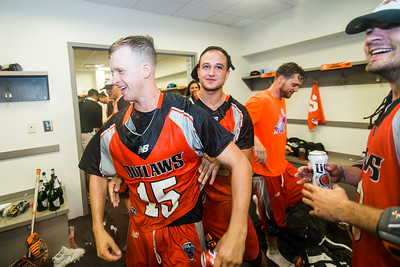 MLL Championship: Denver Outlaws vs Ohio Machine