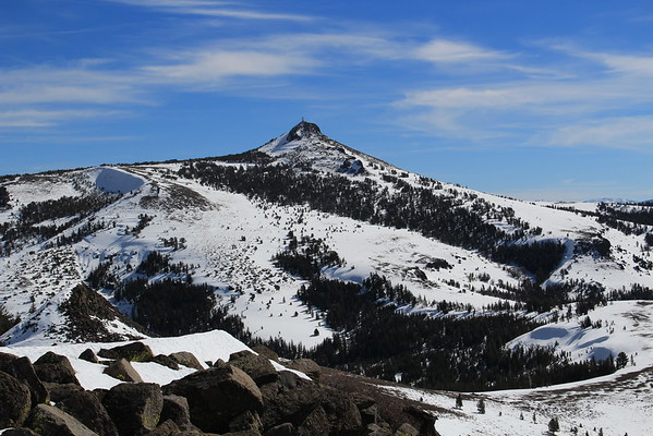 PICKETT PEAK: FEBRUARY 15, 2016