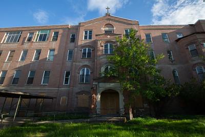 St Ignatius Hospital, Colfax, WA
