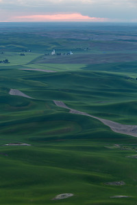 Steptoe Butte, Palouse