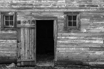 Palouse Barn Door
