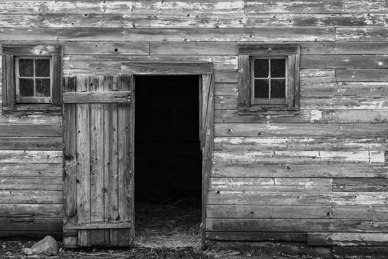 Palouse Barn Door