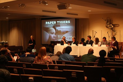Paper Tiger Movie Viewing and Panel Discussion
