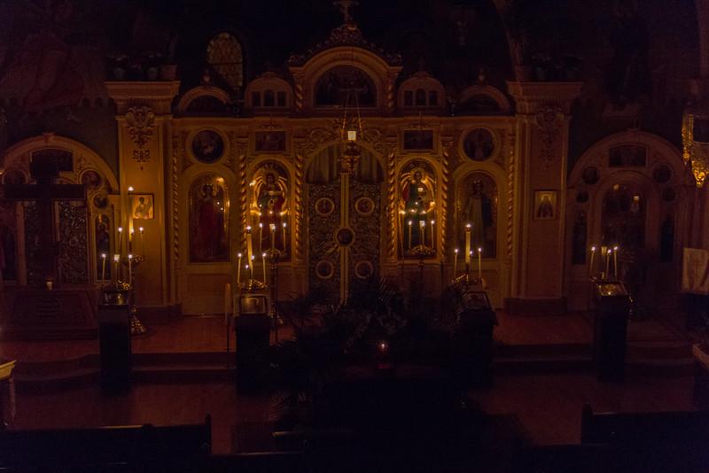 Paschal Matins & Divine Liturgy 2016