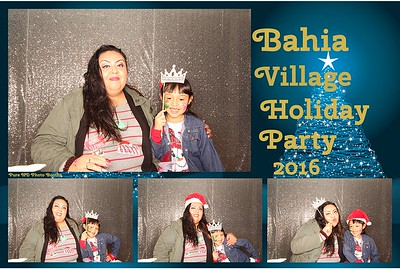 12.21.16 Bahia Village Holiday Party