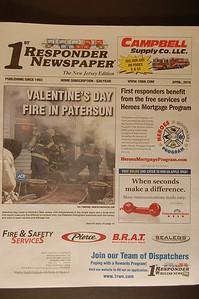 1st Responder Newspaper - April 2016