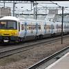 365539 awaiting to depart Peterborough for Kings Cross.