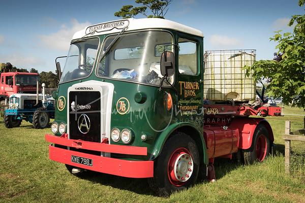 KWE 798J Atkinson in Turner Bros. colours