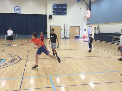 Pickleball Madness Youth Clinic