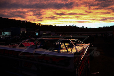 PPMS sunset