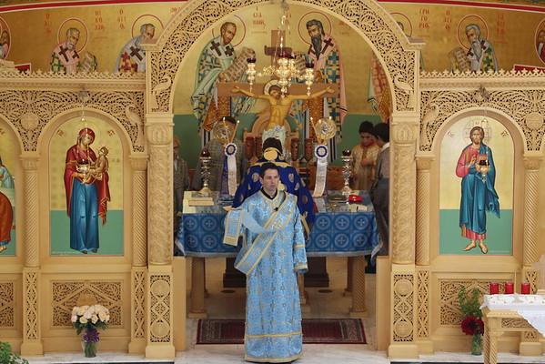 Plymouth Parish Visitation