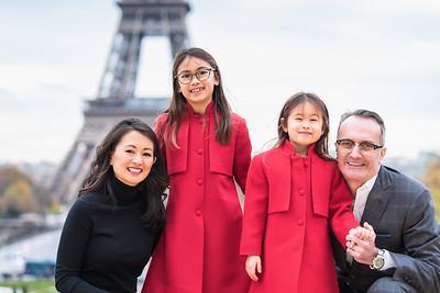 Poole family Paris