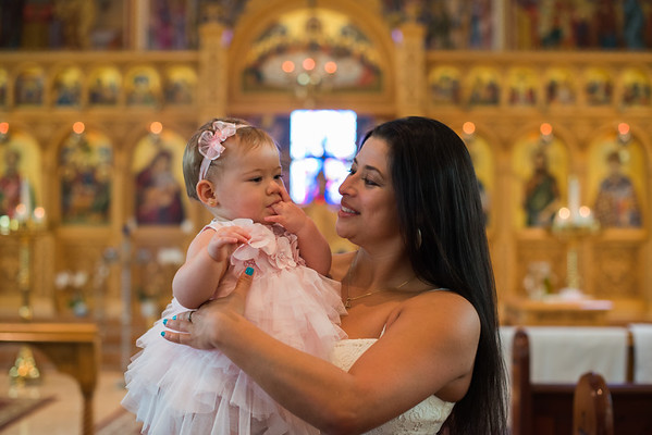 Baptism Photography
