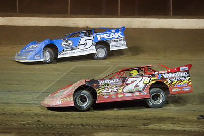 Rod Conley (71R) and Don O'Neal (5)