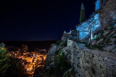 Provence: Moustiers Sainte Marie (03/16)