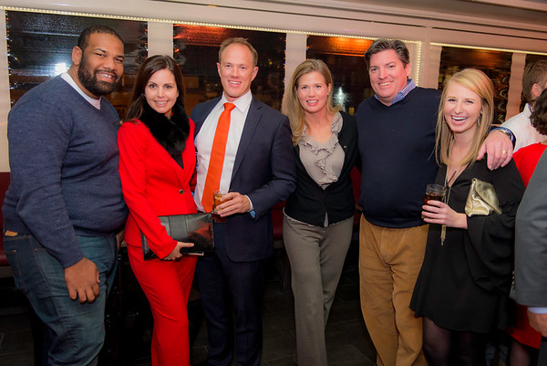 Qorvis Holiday Party