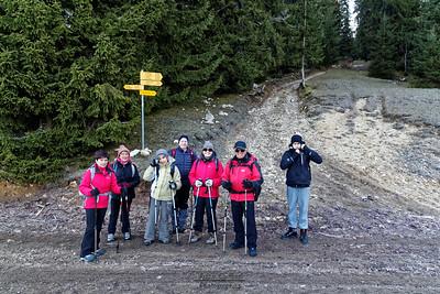 27-12 Rando Mt Sâla - Départ de la Bourbe