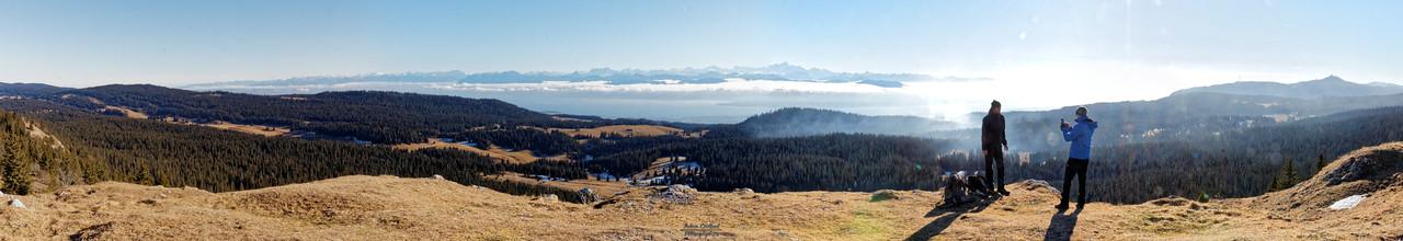 27-12 Rando Mt Sâla - Mont Sâla et les Alpes de l' Allemagne à la Provence