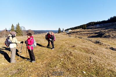 27-12 Rando Mt Sâla - Fromageries de la Bourbe