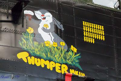 """PA474 """"Thumper"""" 120516 CGY"""