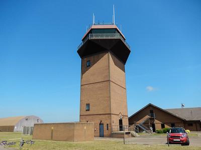 RAF Lakenheath Control Tower 090616 EGUL