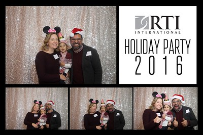 RTI Holiday Party 2016